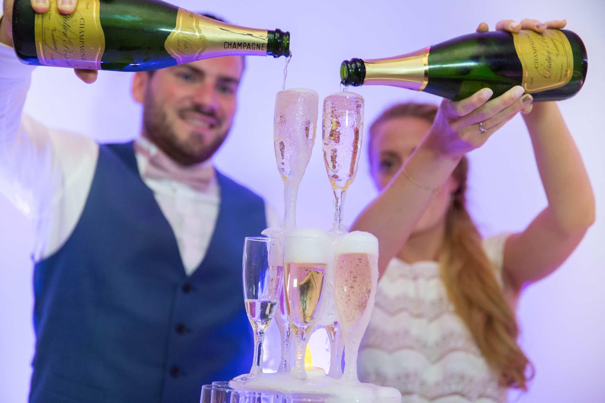 soirée mariage