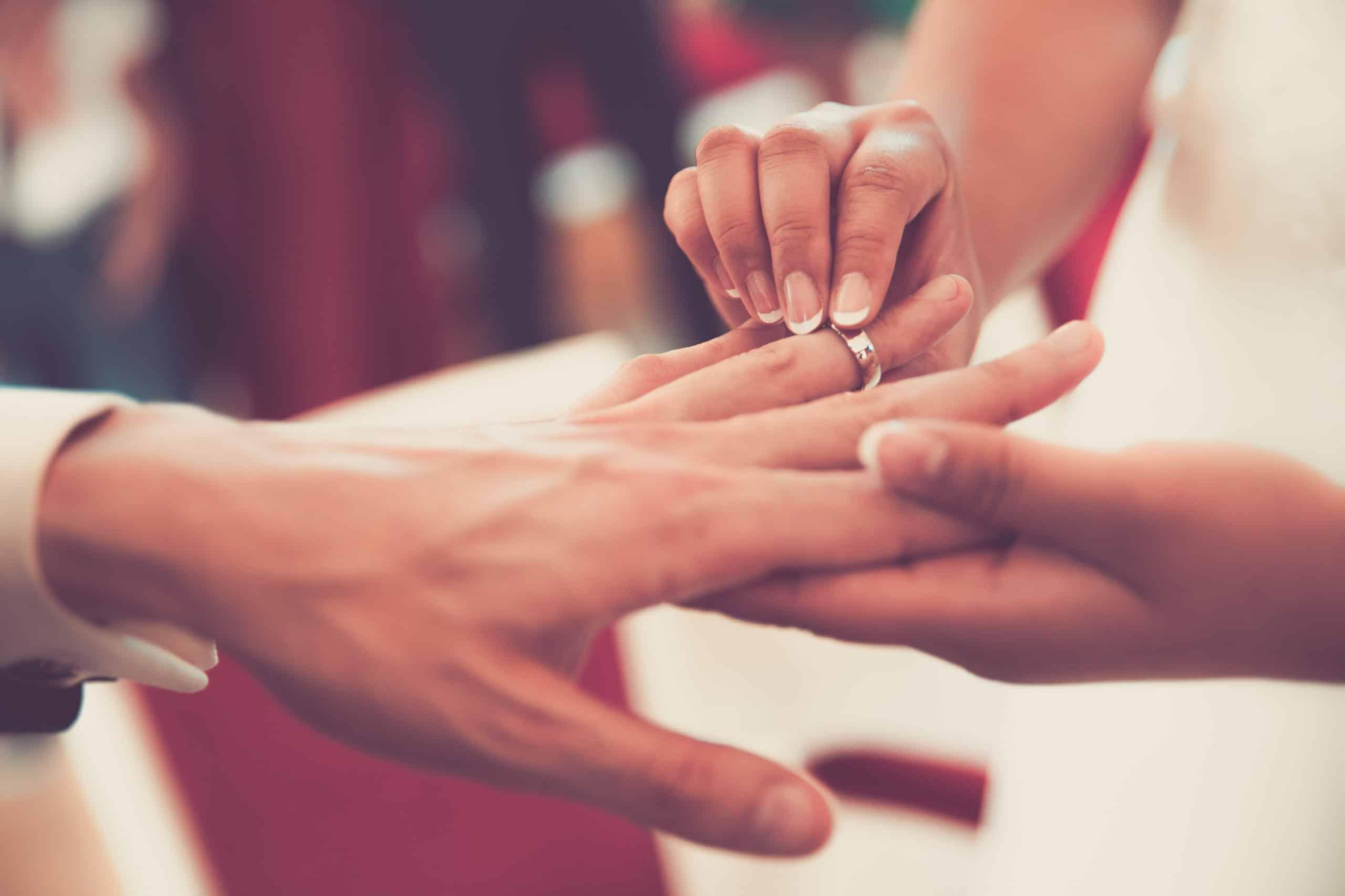 cérémonie civile mariage