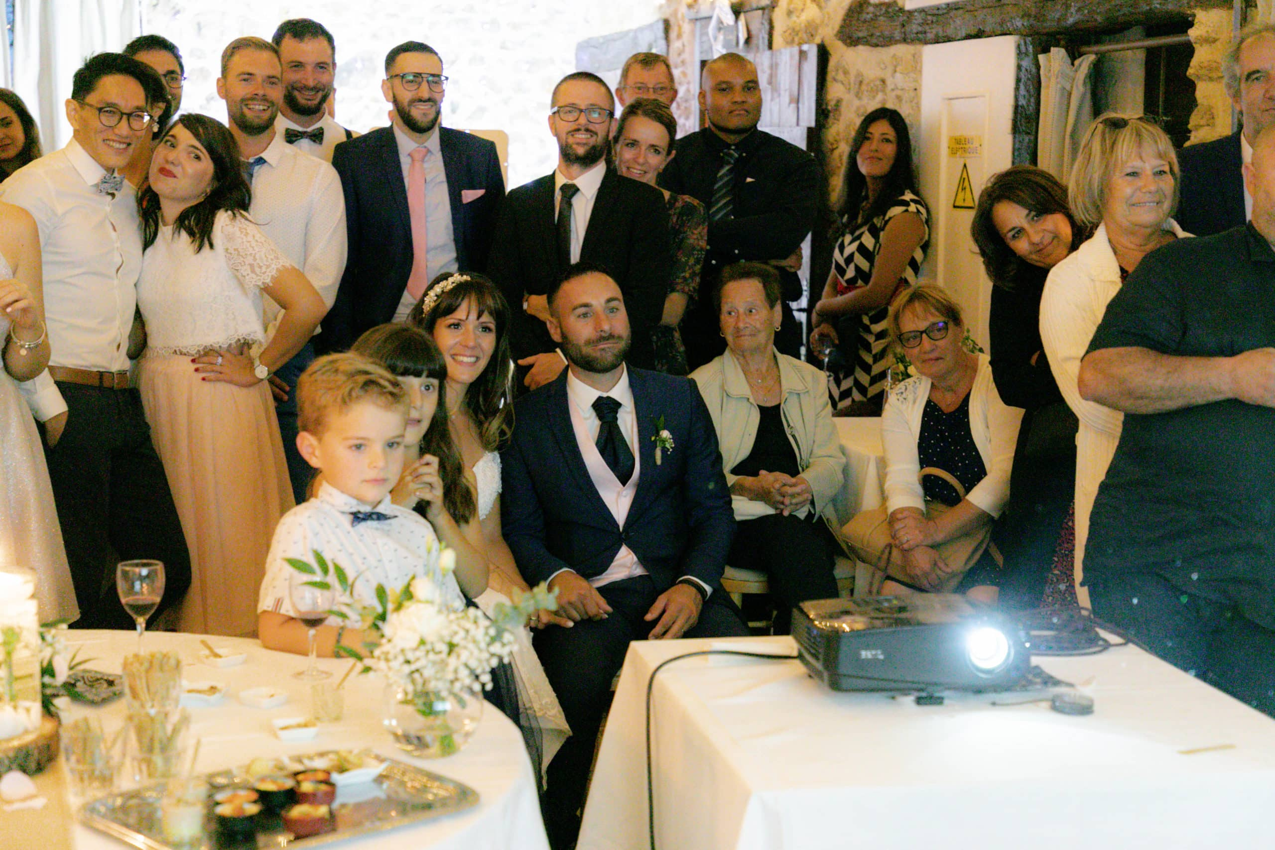 teaser live mariage